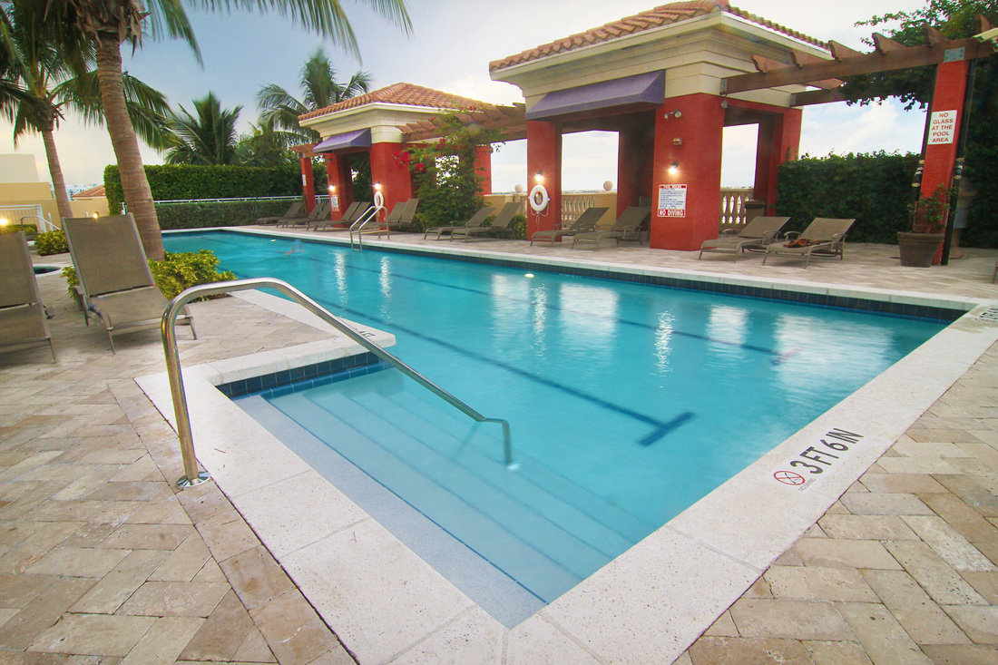 Paradise gallery palm beach designer pools - Palm beach pool ...